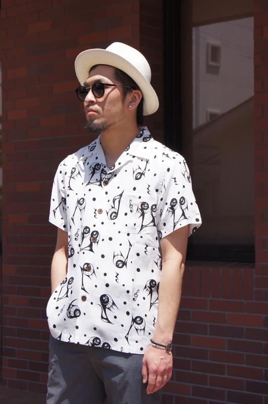 2017 S/S WACKO MARIA - 1st Aloha Shirt Style._f0020773_20354960.jpg