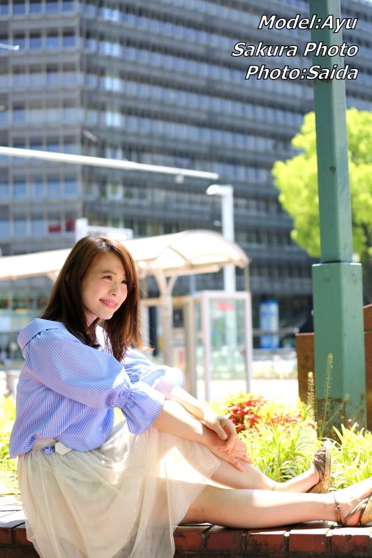 あゆ ~名古屋栄周辺 / さくらフォト_f0367980_22271043.jpg
