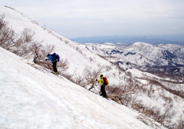 2017年5月5日(金) 余市岳(標高1488.1m) _a0345007_143128.jpg