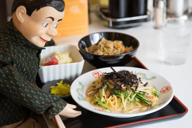"""""""中華のサカイ本店""""で冷麺_e0369736_07301246.jpg"""