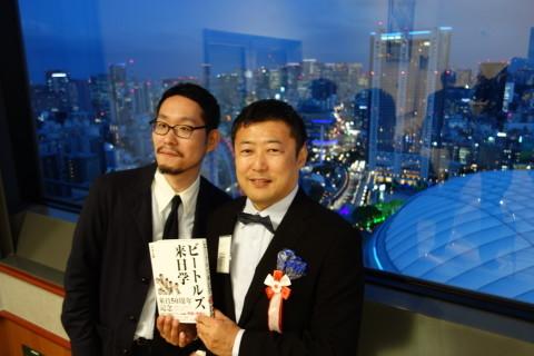 """ミュージックペンクラブ音楽賞 授賞式の様子  Receiving the \""""Music Pen club Japan\"""" AWARD in Tokyo_c0172714_10270161.jpg"""
