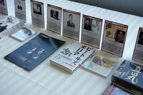 """ミュージックペンクラブ音楽賞 授賞式の様子  Receiving the \""""Music Pen club Japan\"""" AWARD in Tokyo_c0172714_10293470.jpg"""