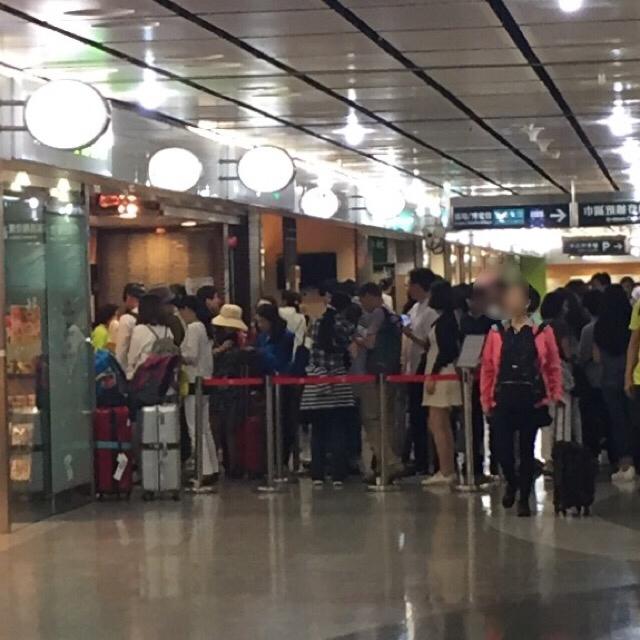 17年GW香港 2☆ホテルチェックイン前に駆けつけ飲茶_d0285416_21093211.jpg