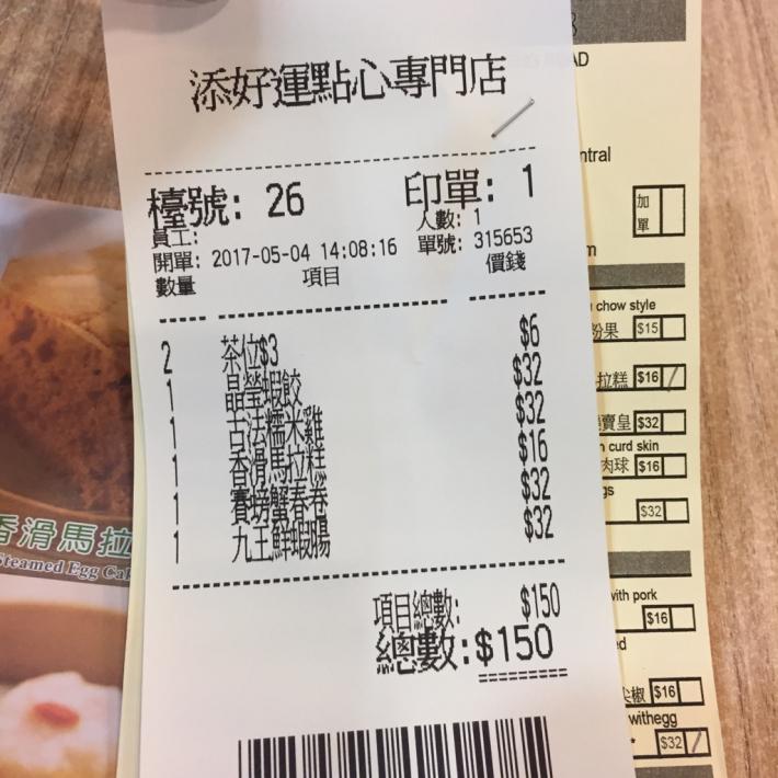 17年GW香港 2☆ホテルチェックイン前に駆けつけ飲茶_d0285416_21093527.jpg