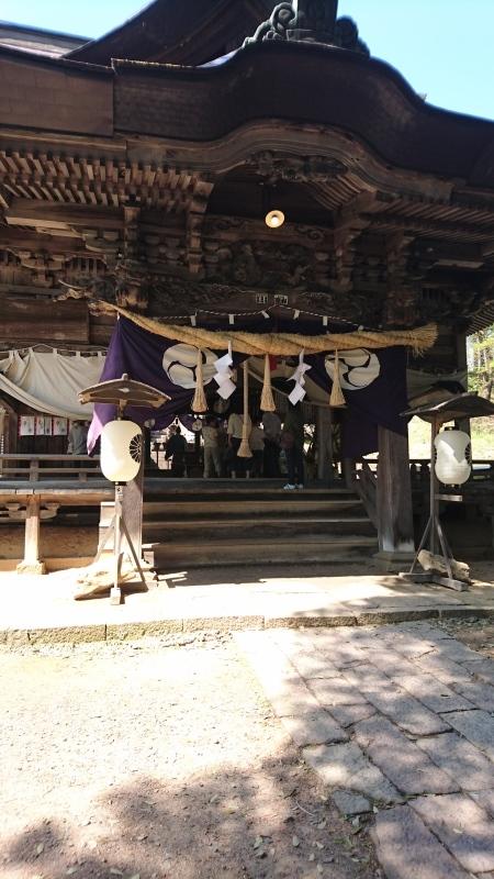 蚊里田八幡宮