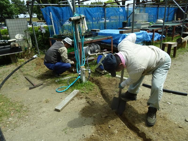 草刈り開始・・・うみべの森_c0108460_20315460.jpg