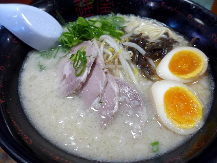 那覇・小禄「琉球新麺 通堂 (とんどう)」へ行く。_f0232060_1352641.jpg