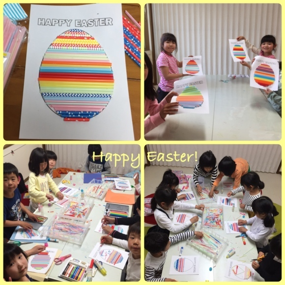 Happy Easter 🎈英語レッスン_a0285570_14104261.jpg
