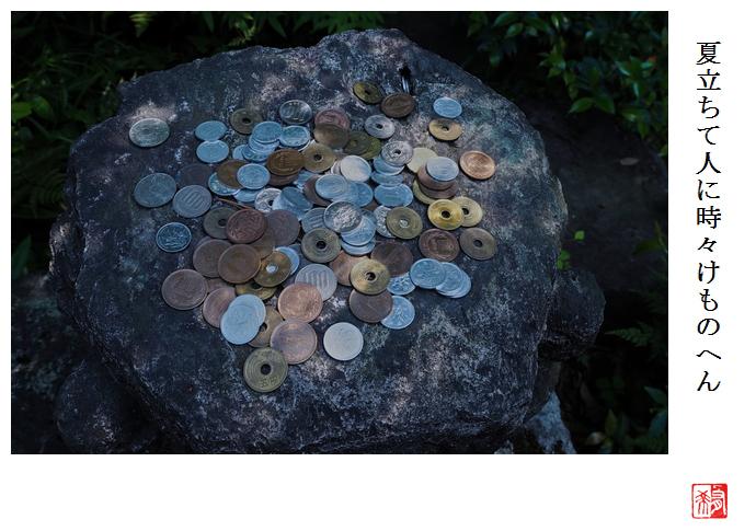 小銭とスイカ_a0248481_20361690.jpg
