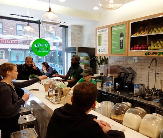 人工知能で出店計画するNYのジュース・バー、Pure Green_b0007805_18385789.jpg