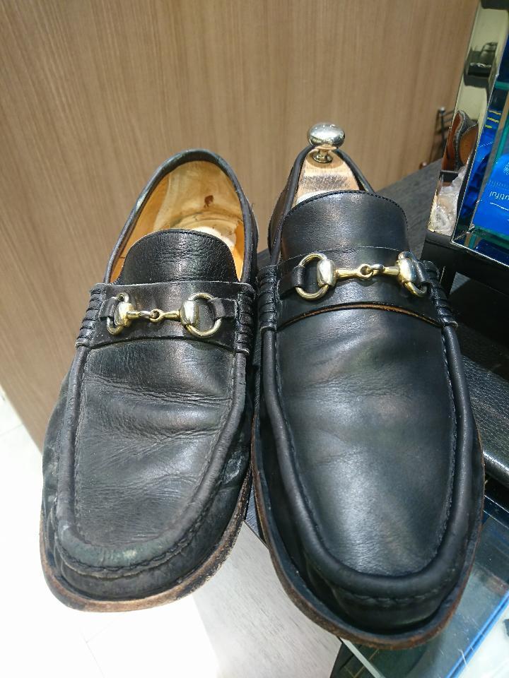 靴を洗います(洗いました!編)_b0226322_18224906.jpg