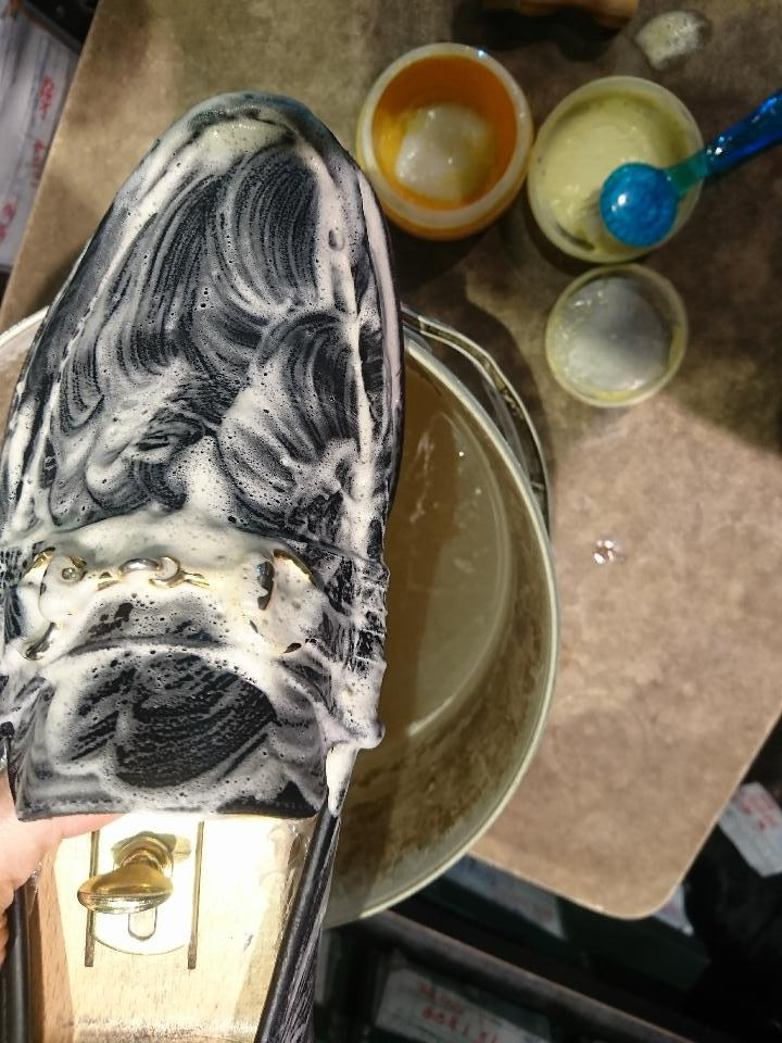 靴を洗います(洗いました!編)_b0226322_18225022.jpg