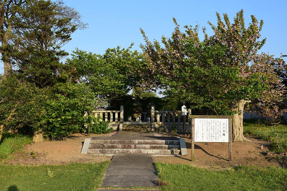 太平記を歩く。 その57 「三人五輪」 鳥取県西伯郡大山町_e0158128_20271433.jpg