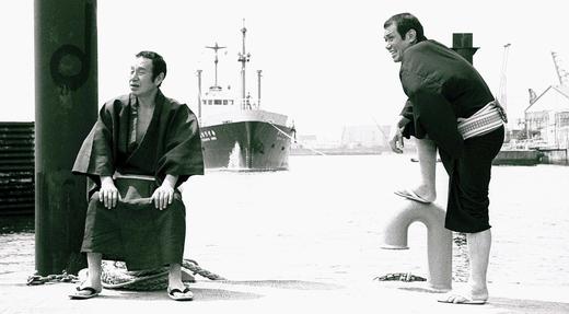 糸川燿史写真展「大阪芸人ストリート」 〜1994年から1999年『マンスリーよしもと』の扉を飾った芸人たち〜_f0138928_1854751.jpg
