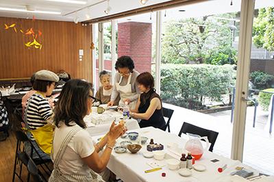 Spatio5610 workshop 「伊藤和江・金繕い教室」がはじまりました。_f0171840_18082879.jpg