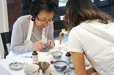 Spatio5610 workshop 「伊藤和江・金繕い教室」がはじまりました。_f0171840_19593169.jpg