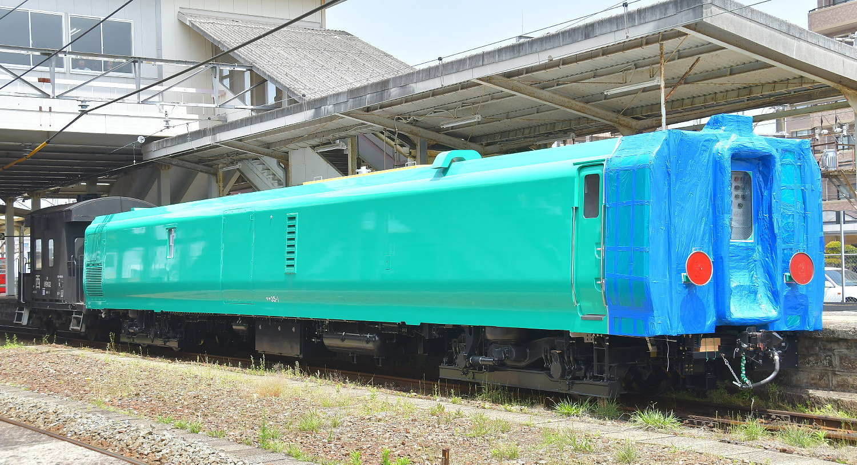 JR北新型マヤ35形完成_a0251146_21482261.jpg