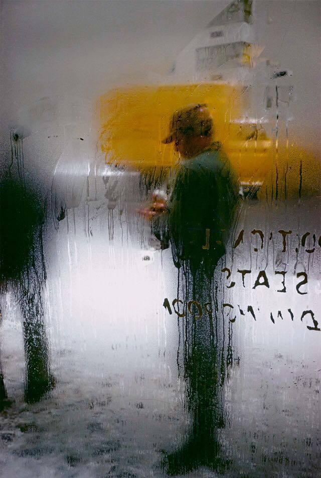 『ニューヨークが生んだ伝説 写真家ソール・ライター展』☆_a0138976_15144936.jpg