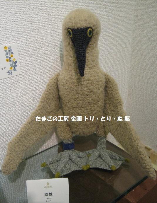 たまごの工房企画 「トリ・とり・鳥 展」 その7  _e0134502_17155596.jpg