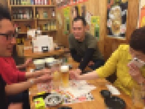 2017春 野津飲み会(山ちゃん・ロコト・おれんち)_e0115904_15535924.jpg