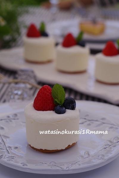 5月お菓子教室 Fromage  cru    &      Tarte au  fromage_c0365711_08483723.jpg