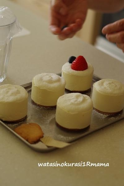 5月お菓子教室 Fromage  cru    &      Tarte au  fromage_c0365711_08505818.jpg