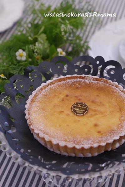 5月お菓子教室 Fromage  cru    &      Tarte au  fromage_c0365711_08514167.jpg
