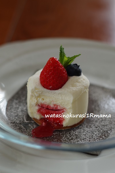 5月お菓子教室 Fromage  cru    &      Tarte au  fromage_c0365711_09382128.jpg
