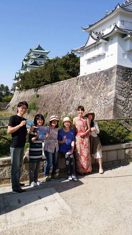 名古屋城 春の陣2017 ~来てくれた皆様編~_f0373339_1550376.jpg