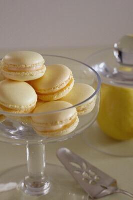 レモンのマカロン_f0078756_00561468.jpg
