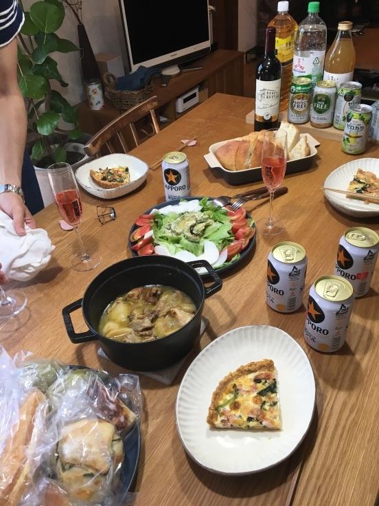 食欲の春🌸〜母メシ、パーティーごはん、お弁当♪〜_c0274374_20032567.jpg