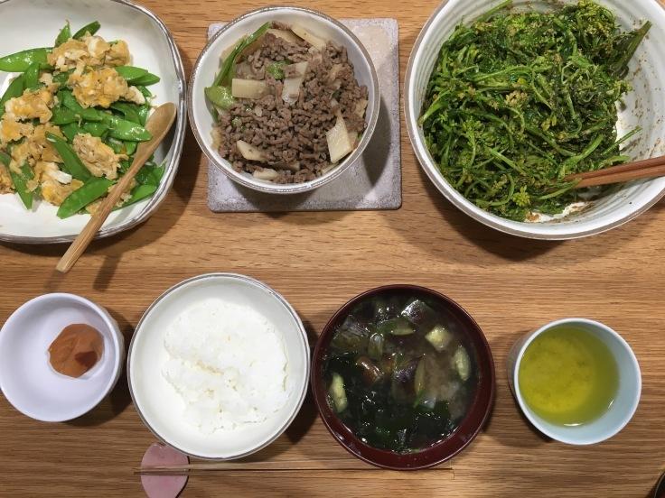 食欲の春🌸〜母メシ、パーティーごはん、お弁当♪〜_c0274374_20054773.jpg