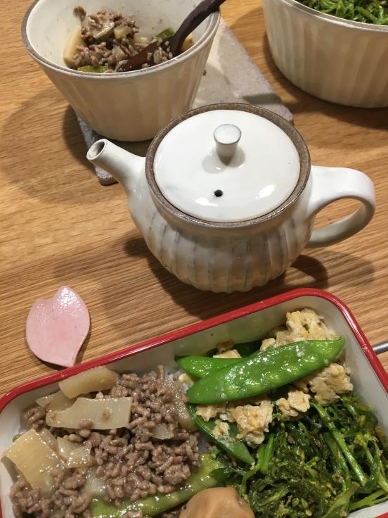 食欲の春🌸〜母メシ、パーティーごはん、お弁当♪〜_c0274374_20060102.jpg
