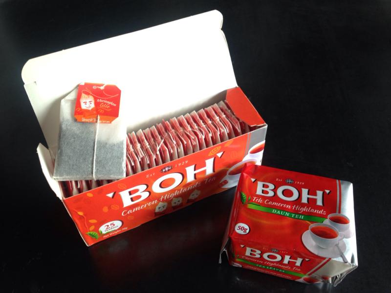 BOH tea販売してます。_b0176381_12344982.jpg