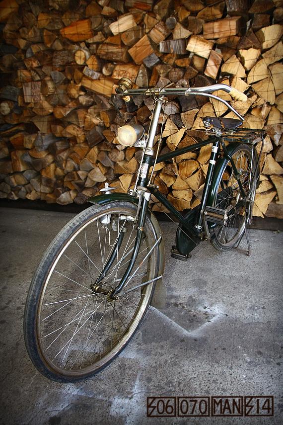 1960s Vintage 運搬車 自転車 山口ベニー号_e0243096_16520082.jpg
