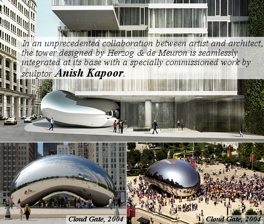 NYで話題のジェンガみたいな新築高層コンドミニアム、56 Leonard_b0007805_11371366.jpg