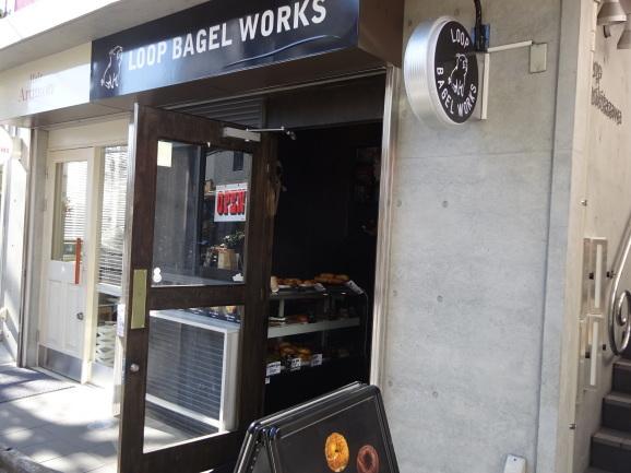 LOOP BAGEL WORKSさんのベーグル_e0230011_17104935.jpg