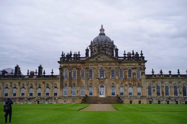 北イングランドの英国ガーデンをめぐる旅その16 華麗なカースル ...