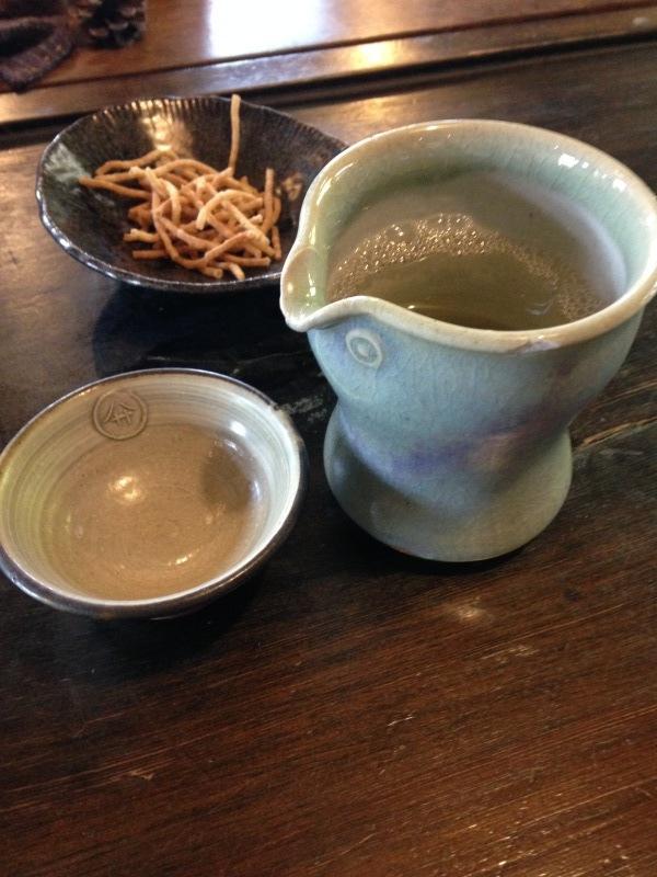 【追分宿】 蕎麦処ささくら_d0035921_16111434.jpg