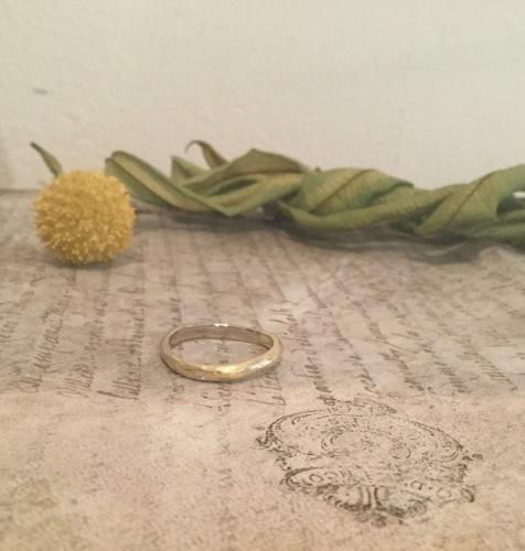 pierce × marriage ring_c0193430_15111622.jpg