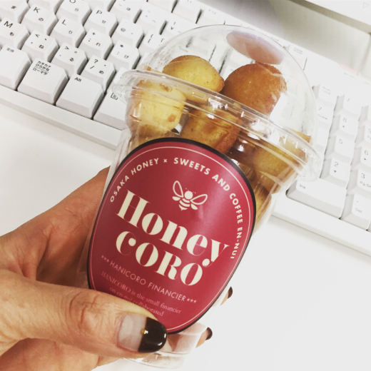 Honey-coro ハニコロ_f0156861_18223546.jpg