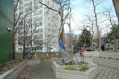 札幌市中島公園の彫刻達_f0362073_07193573.jpg