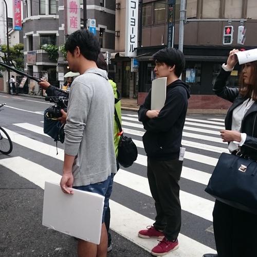 「テレビ撮影」_a0075684_12514187.jpg