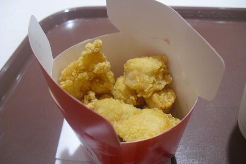KFC 『クラッシャーズ アロエ&マスカット etc.』_a0326295_19164454.jpg