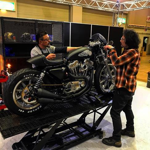 Plug-In Sapporo 2017    Motor Cycle Build Show_c0226202_18554699.jpeg