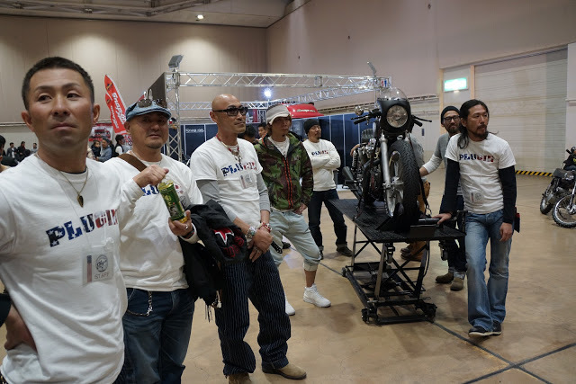 Plug-In Sapporo 2017    Motor Cycle Build Show_c0226202_18555870.jpg