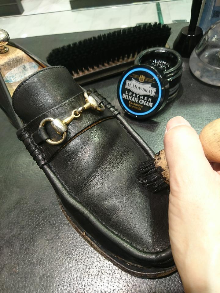 靴を洗います(仕上げ編)_b0226322_19353597.jpg