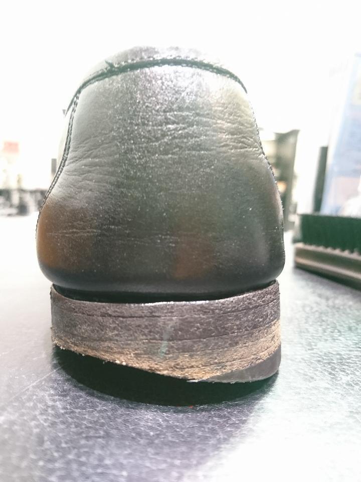 靴を洗います(仕上げ編)_b0226322_19353663.jpg