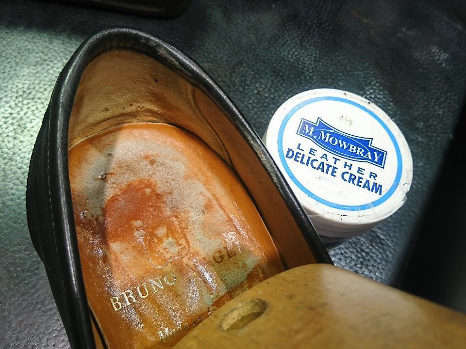 靴を洗います(仕上げ編)_b0226322_19353702.jpg