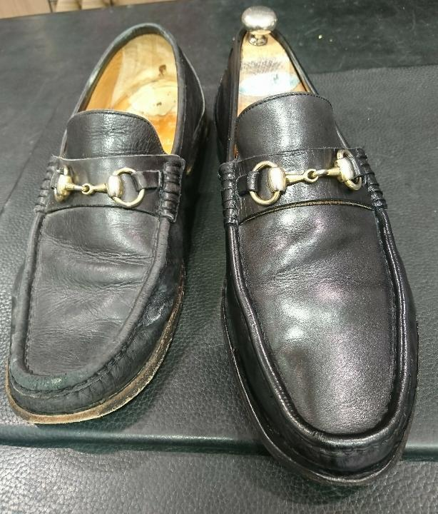 靴を洗います(仕上げ編)_b0226322_19354171.jpg